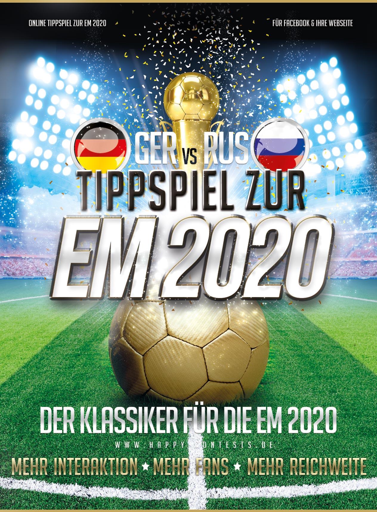 EM Tippspiel 2020